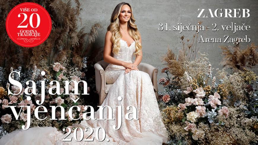 Sajam vjenčanja 2020.