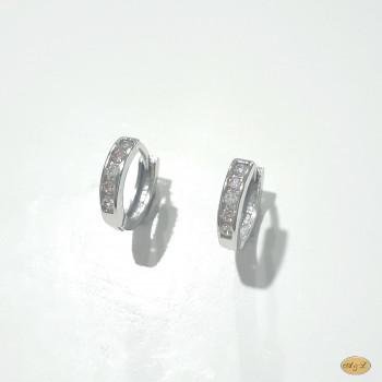 Zlatarna A&L   Naušnice   srebro  