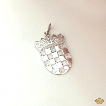 Muški nakit | Privjesak | Zlatarna A&L | Srebro
