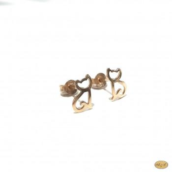 Dječji nakit | Naušnica | Zlato | Zlatarna A&L