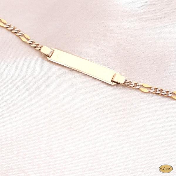 Dječji nakit   Narukvica   Zlato   Zlatarna A&L