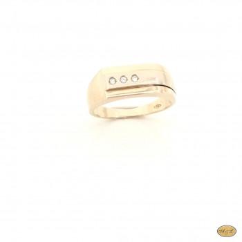 Zlatarna A&L | Prsten | Zlato
