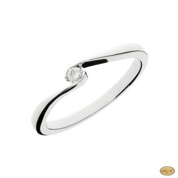 Briljantni nakit   Prsten   Zlatarna A&L