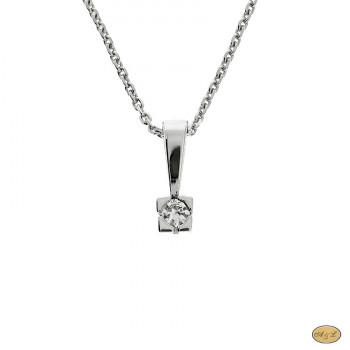 Briljant ogrlica   Zlatarna A&L