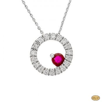 Briljantni nakit | Ogrlica | Zlatarna A&L