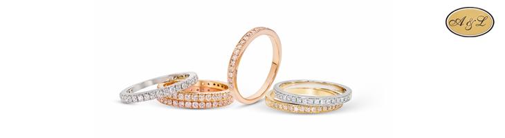 Zaručničko prstenje - zlato