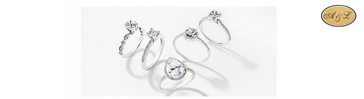 Zaručničko prstenje - dijamanti