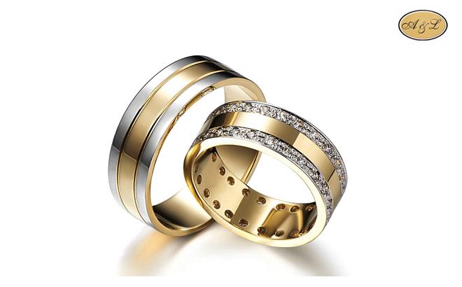 Vjenčano prstenje - zlato