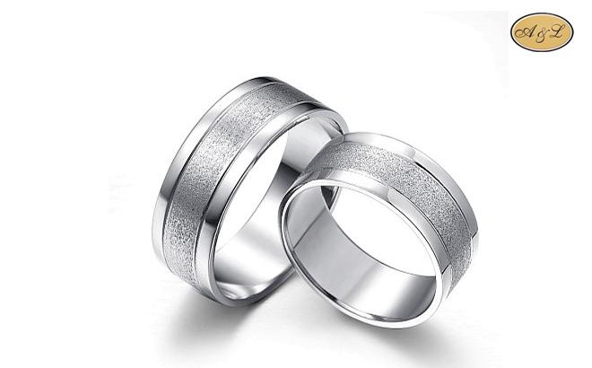 Vjenčano prstenje - srebro